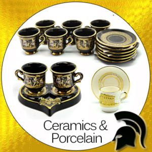 Ceramics and Porcelain