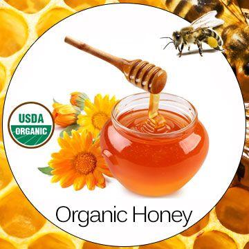 Premium Organic Honey