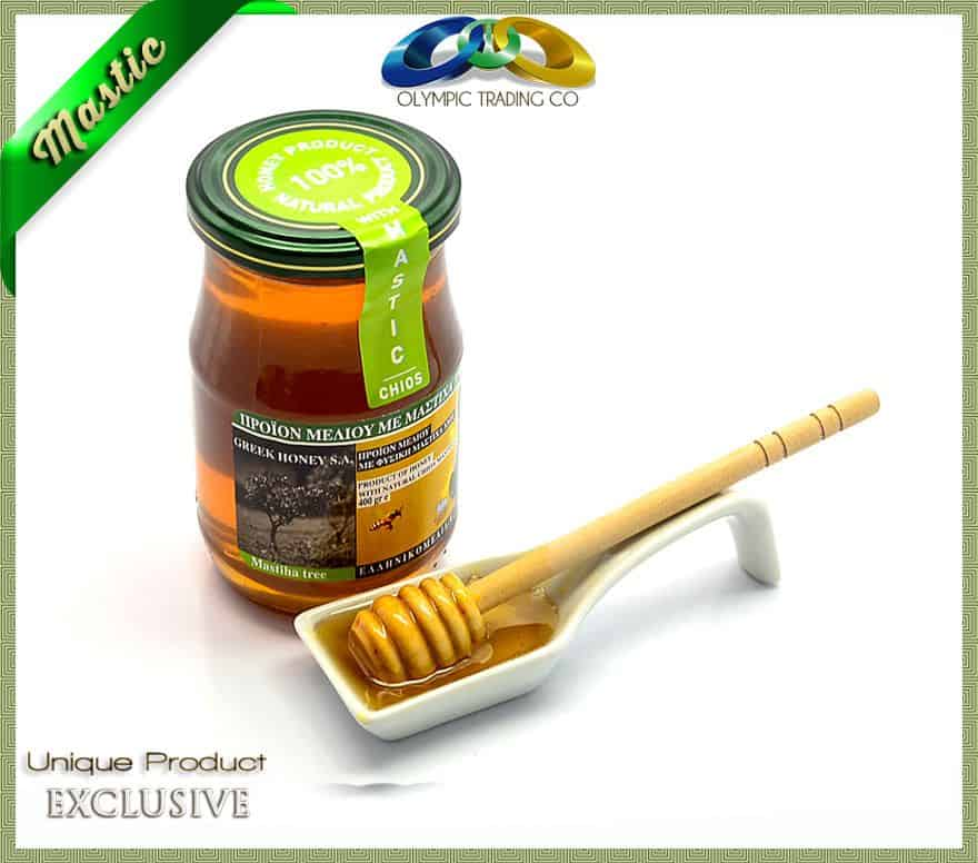 Premium Honey Chios Mastic