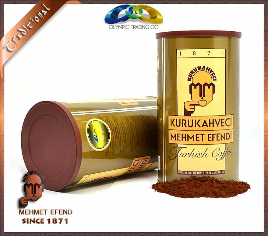 Turkish Coffee Mehmet Efendi