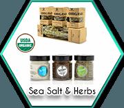 Sea Salt and Herbs