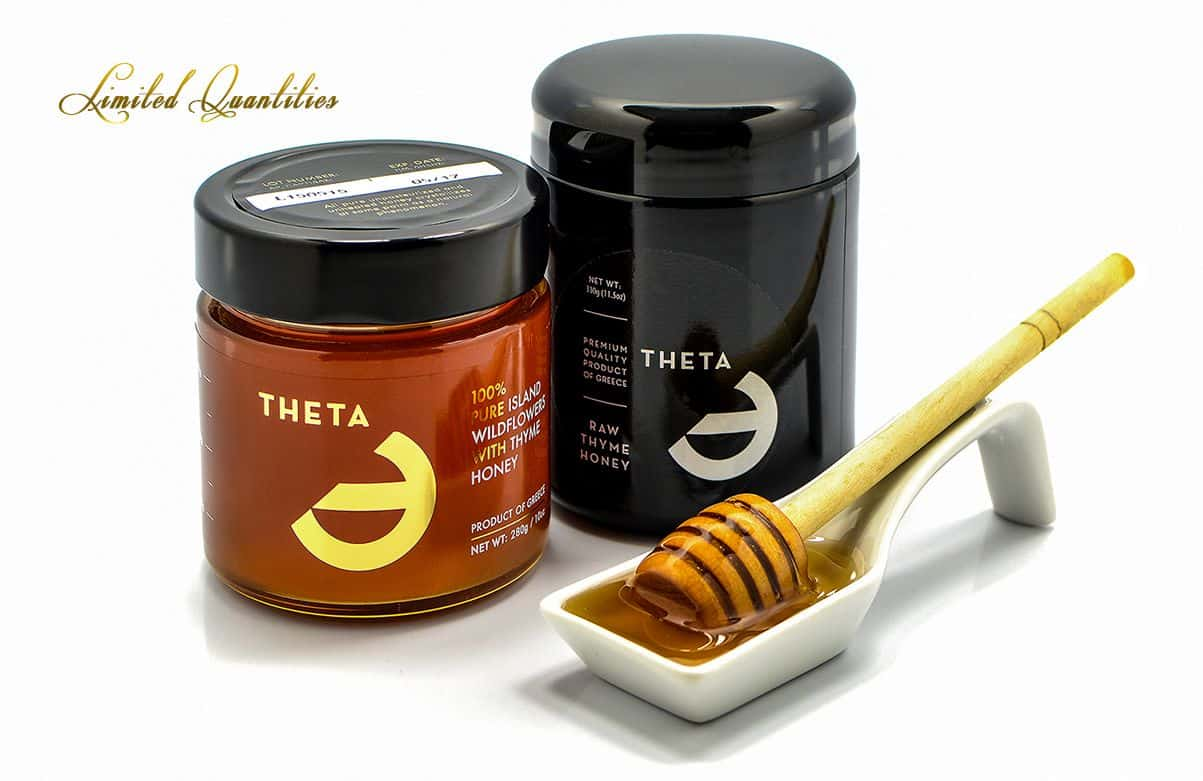 THETA Brand Limited Quantities