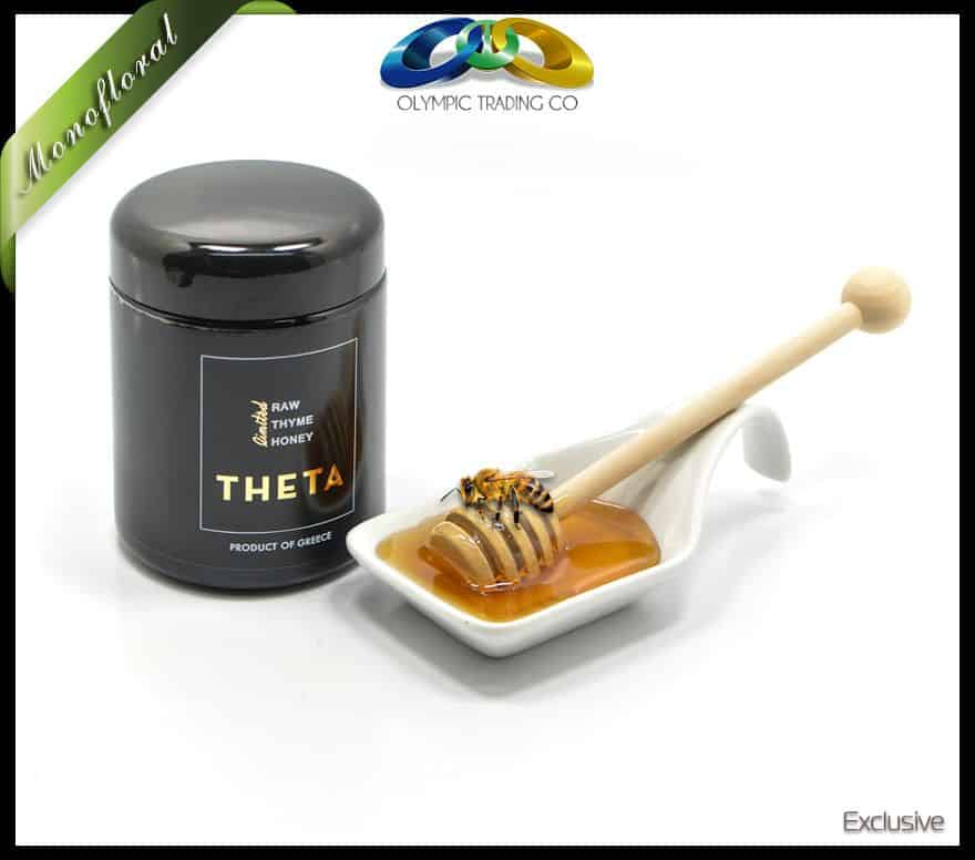 Theta - Premium RAW Greek Thyme Honey