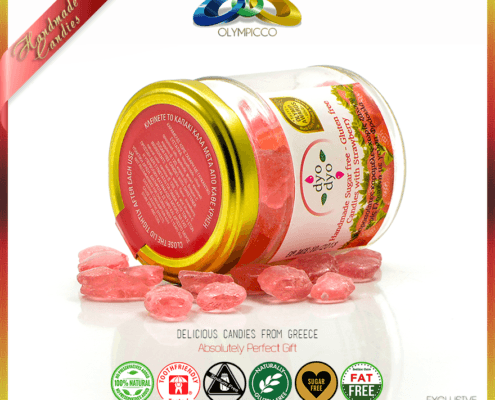 Strawberry Hard Candy dyo-dyo