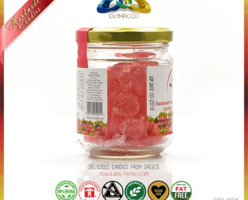 Strawberry Hard Candy dyo-dyo