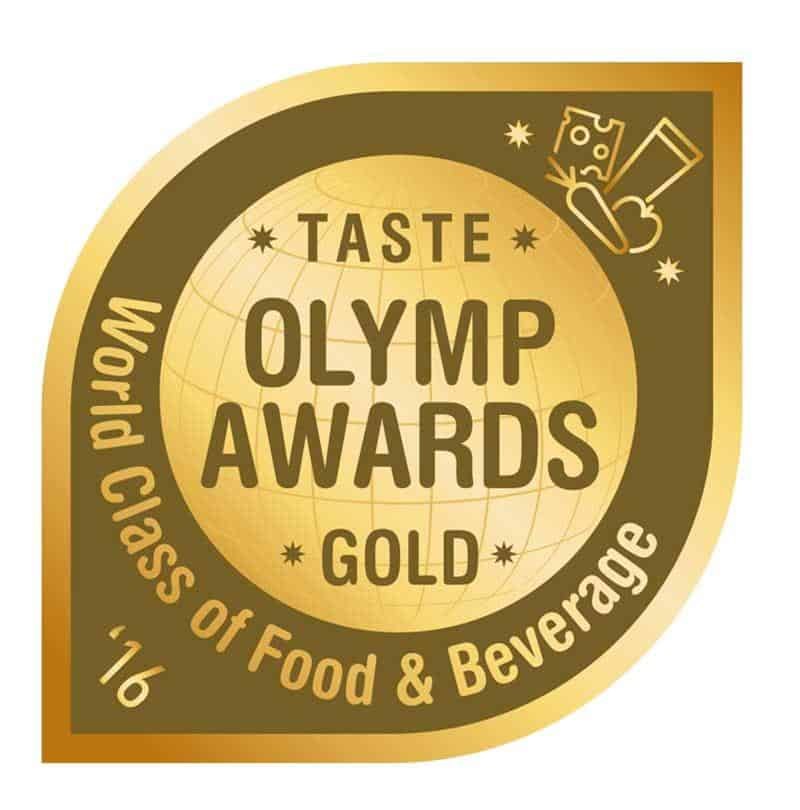 OLYMP AWARDS GOLD
