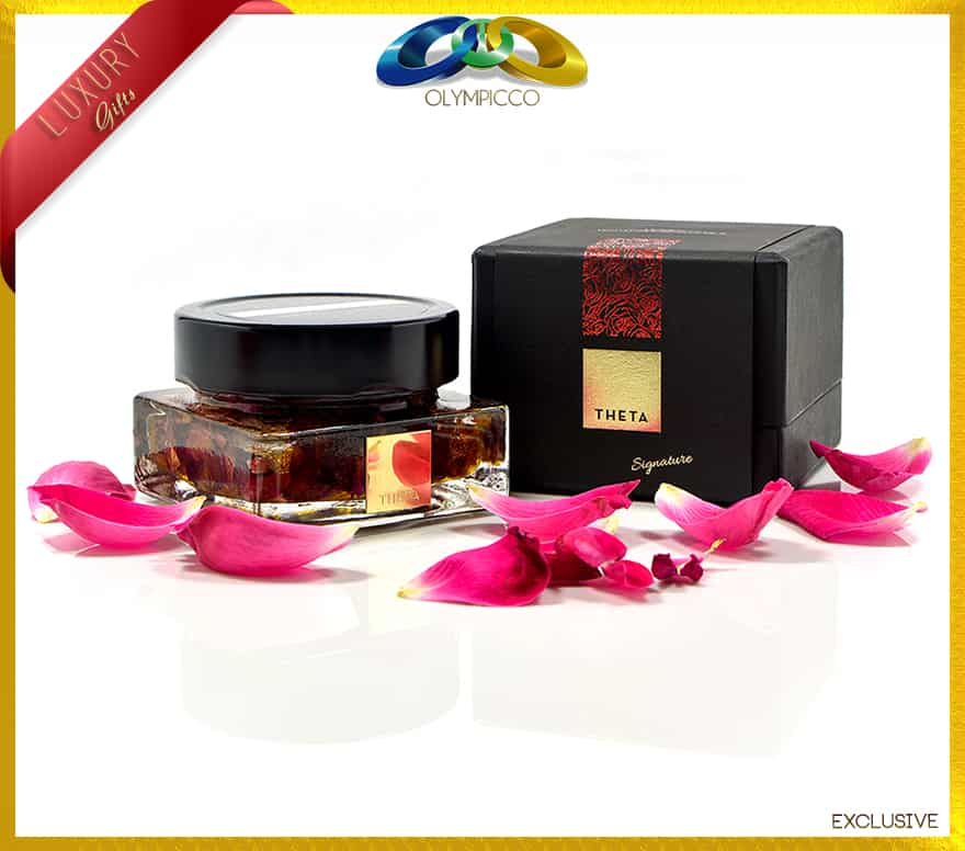 Exquisite Honey Edible Rose Petals Limited Edition - THETA