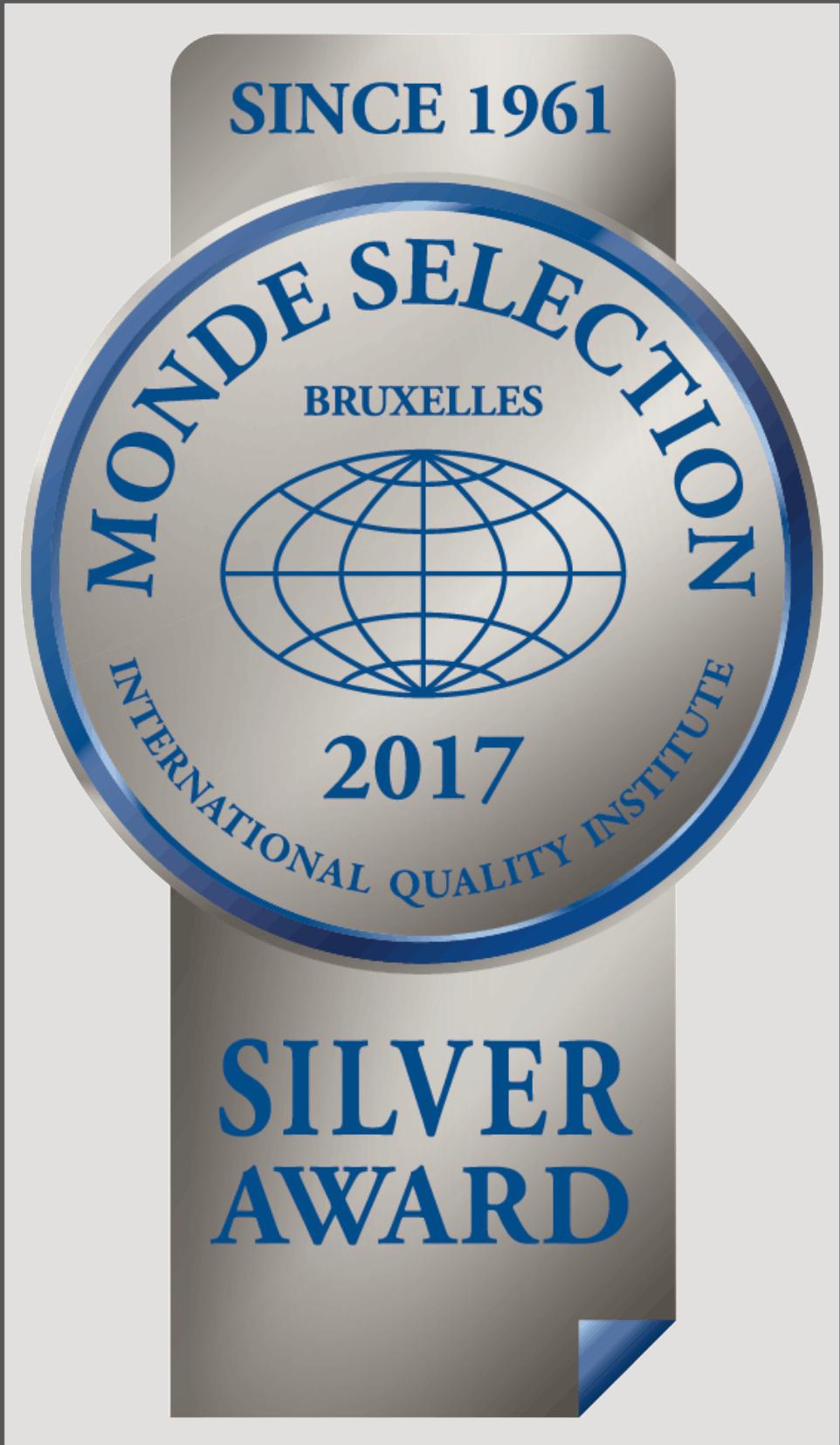 Monde-Selection-Silver-Quality-Award-2017